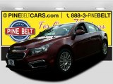 2016 Siren Red Tintcoat Chevrolet Cruze Limited ECO #106479092