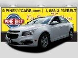 2016 Summit White Chevrolet Cruze Limited LT #106479091