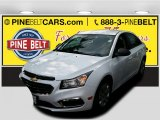 2016 Summit White Chevrolet Cruze Limited LS #106479089