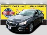 2016 Black Granite Metallic Chevrolet Cruze Limited LS #106479087