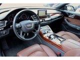 2013 Audi A8 Interiors