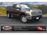 2016 Sunset Bronze Mica Toyota Tundra SR5 Double Cab 4x4 #106507574