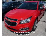 2016 Red Hot Chevrolet Cruze Limited LS #106507896