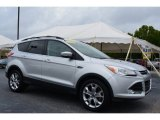 2013 Ingot Silver Metallic Ford Escape SEL 2.0L EcoBoost #106507721