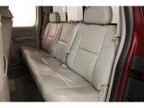 2008 Chevrolet Silverado 1500 Z71 Extended Cab 4x4 Light Titanium/Dark Titanium Interior
