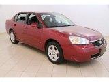 2007 Sport Red Metallic Chevrolet Malibu LT Sedan #106539395
