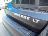 Chevrolet Traverse Badges and Logos