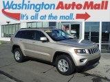 2014 Cashmere Pearl Jeep Grand Cherokee Laredo 4x4 #106539187
