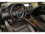 2012 BMW X3 Interiors