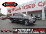 2014 Magnetic Gray Metallic Toyota Tundra SR5 Crewmax #106539103