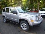 2016 Jeep Patriot Billet Silver Metallic