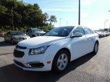 2016 Summit White Chevrolet Cruze Limited LT #106539302