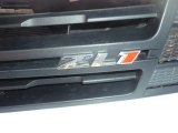Chevrolet Camaro 2012 Badges and Logos