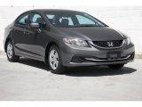 2015 Honda Civic Modern Steel Metallic