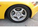 Honda S2000 Wheels and Tires