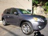 2011 Magnetic Gray Metallic Toyota RAV4 Sport 4WD #106570237