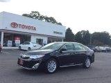 2012 Attitude Black Metallic Toyota Camry XLE #106585401