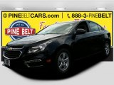 2016 Black Granite Metallic Chevrolet Cruze Limited LT #106590496