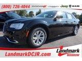 2015 Gloss Black Chrysler 300 Limited #106590606