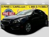 2016 Black Granite Metallic Chevrolet Cruze Limited LS #106590494
