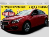 2016 Red Hot Chevrolet Cruze Limited LS #106590490