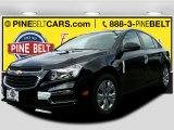 2016 Black Granite Metallic Chevrolet Cruze Limited LS #106590489