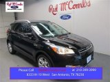 2016 Shadow Black Ford Escape Titanium #106590535