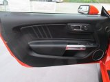 2015 Ford Mustang GT Premium Coupe Door Panel