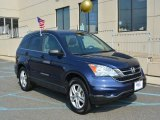 2011 Royal Blue Pearl Honda CR-V EX 4WD #106590867