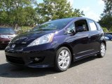 Honda Fit 2009 Data, Info and Specs
