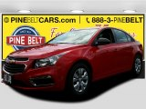 2016 Red Hot Chevrolet Cruze Limited LS #106590500
