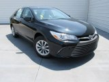 2015 Cosmic Gray Mica Toyota Camry LE #106590722