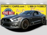 2015 Magnetic Metallic Ford Mustang GT Coupe #106619276