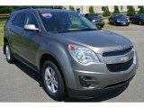 2012 Graystone Metallic Chevrolet Equinox LT #106619657
