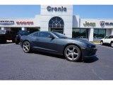 2014 Ashen Gray Metallic Chevrolet Camaro LT Coupe #106619518
