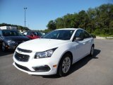 2016 Summit White Chevrolet Cruze Limited LS #106619506