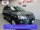2016 Guard Metallic Ford Explorer Limited #106619359