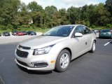 2016 Champagne Silver Metallic Chevrolet Cruze Limited LT #106619500