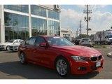 2015 Melbourne Red Metallic BMW 3 Series 335i xDrive Sedan #106619348
