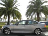 2004 Silver Grey Metallic BMW 3 Series 325i Sedan #1060685