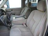 2004 Chevrolet Silverado 1500 LT Crew Cab 4x4 Tan Interior