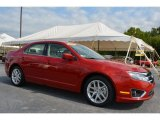 2010 Sangria Red Metallic Ford Fusion SEL #106654021