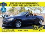 2012 Deep Sea Blue Metallic BMW 3 Series 328i Convertible #106653796