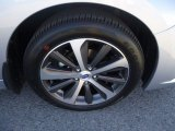 Subaru Legacy 2016 Wheels and Tires