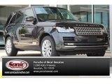 2014 Land Rover Range Rover Corris Grey Metallic