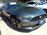 2016 Guard Metallic Ford Mustang V6 Coupe #106653916