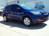 2016 Deep Impact Blue Metallic Ford Escape S #106653915