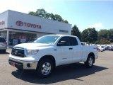 2012 Super White Toyota Tundra SR5 Double Cab 4x4 #106654251