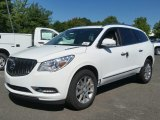 2016 Buick Enclave Summit White