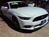 2015 Oxford White Ford Mustang EcoBoost Coupe #106653909